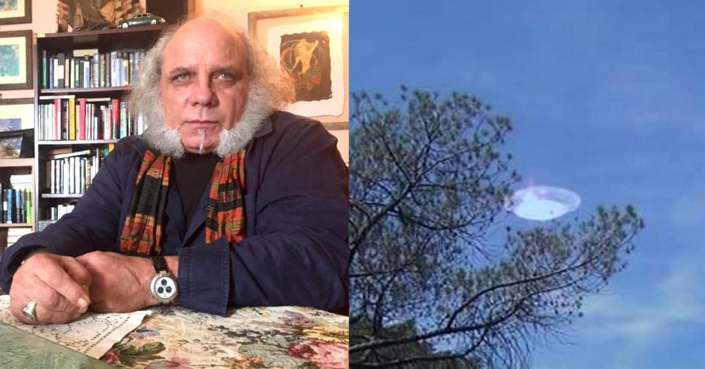 Maurizio Cavallo; O curioso caso do Italiano que fotografou seres de outro planeta