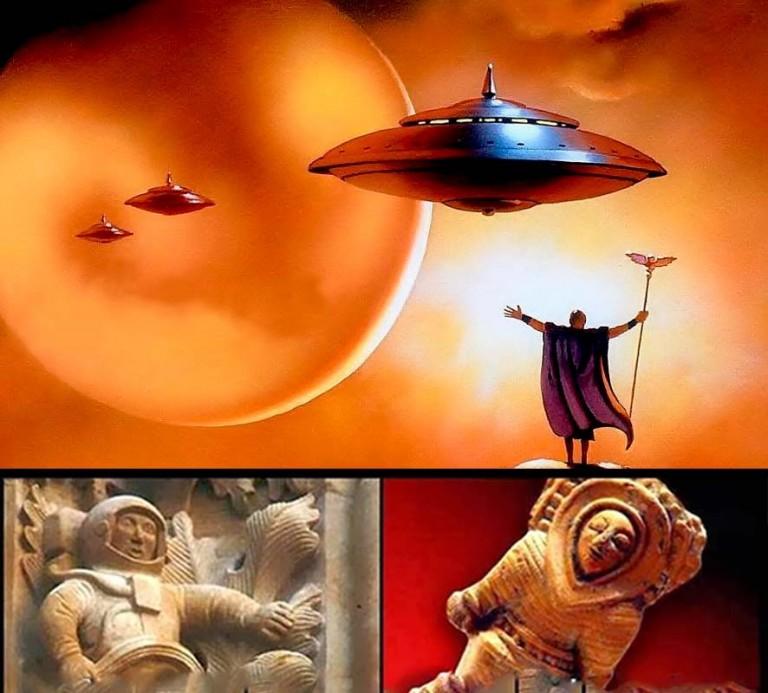 Eram os Deuses Astronautas [ Livro + Documentário ]