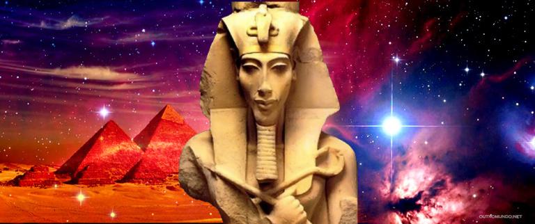 Aquenáton; O último faraó alienígena do antigo Egito