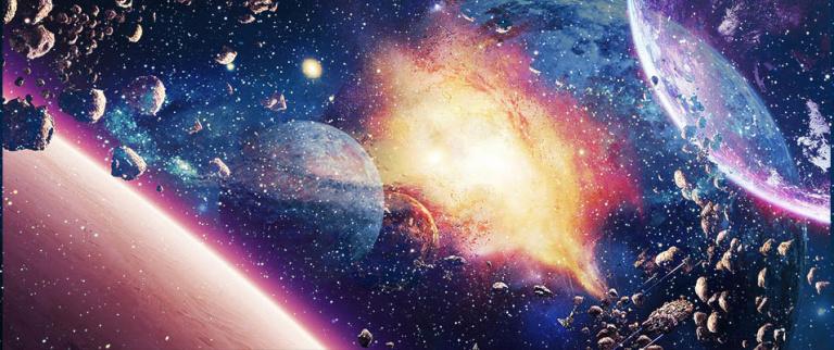 Vamos colidir com a galáxia de Andrômeda; Veja o que vai acontecer