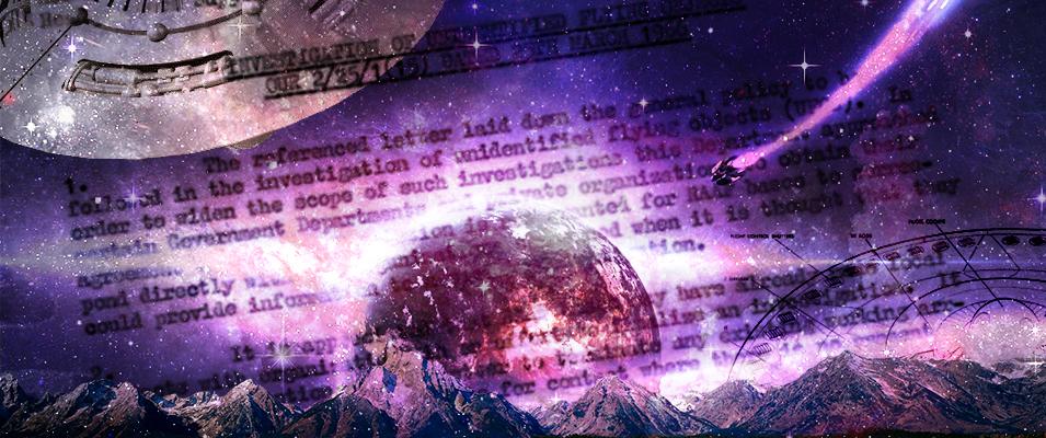 UFO; Documentos secretos australianos enfim revelados