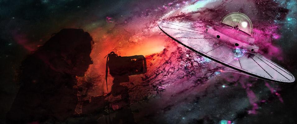 OVNI que muda de forma filmado por senhora no Brasil