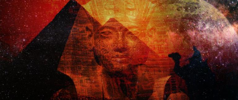 Os sarcófagos gigantes de Serapeum; Seria uma tumba Anunnaki?