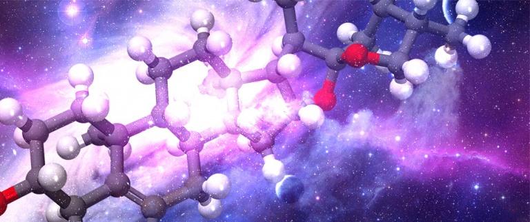 Cientistas encontraram no espaço a molécula da vida