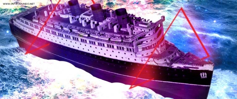 Triângulo das Bermudas; Barco reaparece 90 anos depois de seu naufrágio