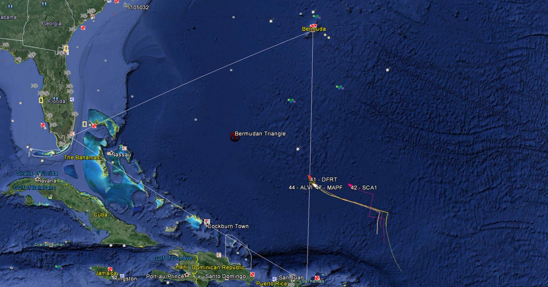 Bermuda triangle capitulo 1 - 4 4