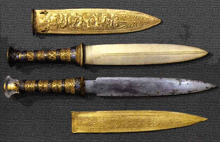 Punhal de Tutancâmon - outromundo.net