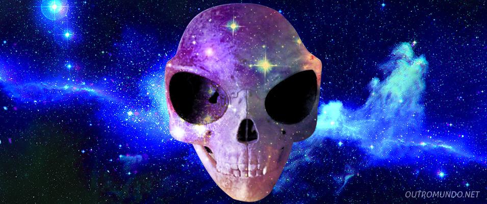 O crânio Alienígena de Sealand