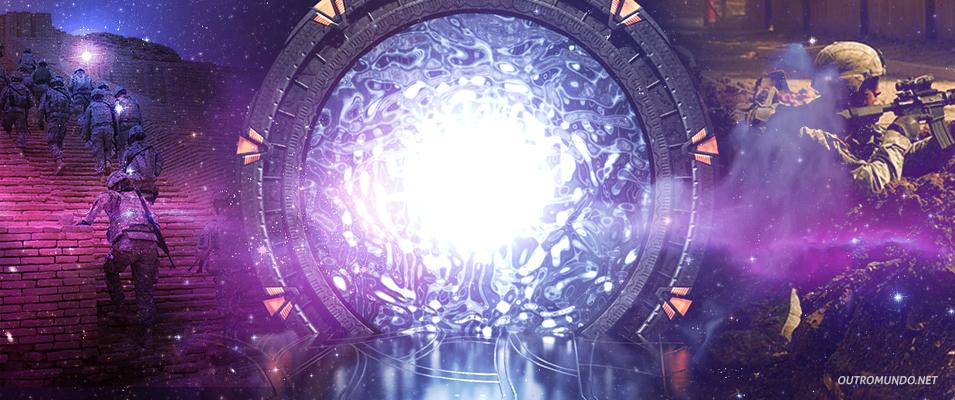 Stargate – O real motivo da invasão do Iraque!