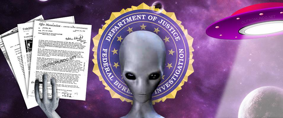 O Memorando do FBI que prova existências de extraterrestres