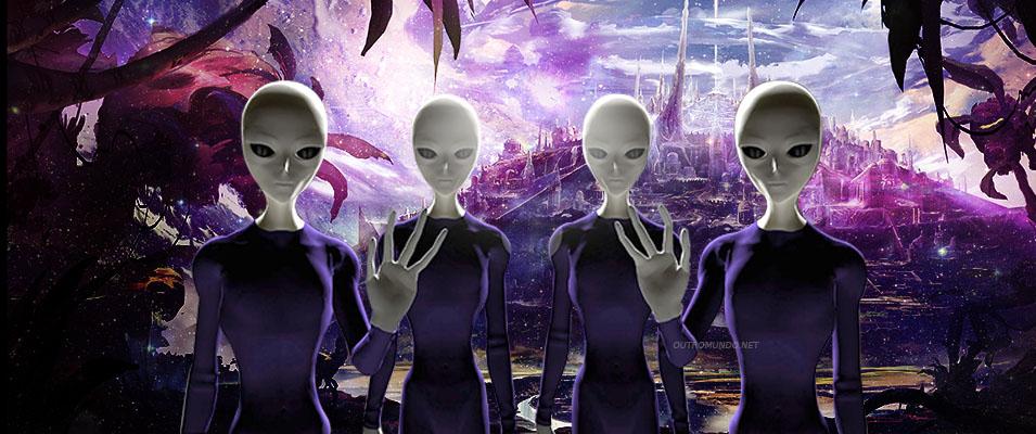 David Wilcock; Os habitantes do interior da Terra vão se revelar