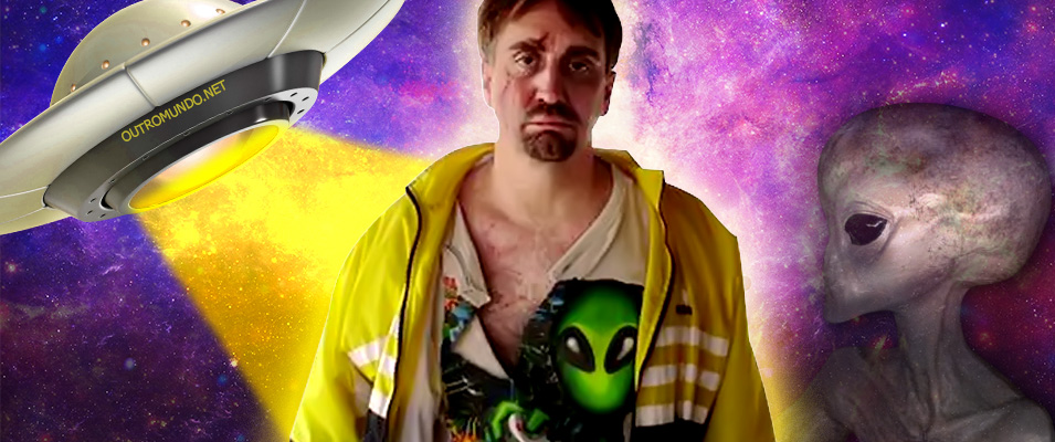 Stan Romanek; Atormentado por aliens apresenta suas PROVAS