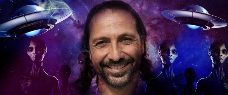 Nassim Haramein; Físico diz ter sido abduzido e participar de uma conferência intergaláctica