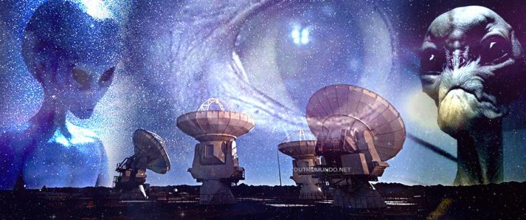 Mais de 230 sinais extraterrestres detectados por astrofísicos