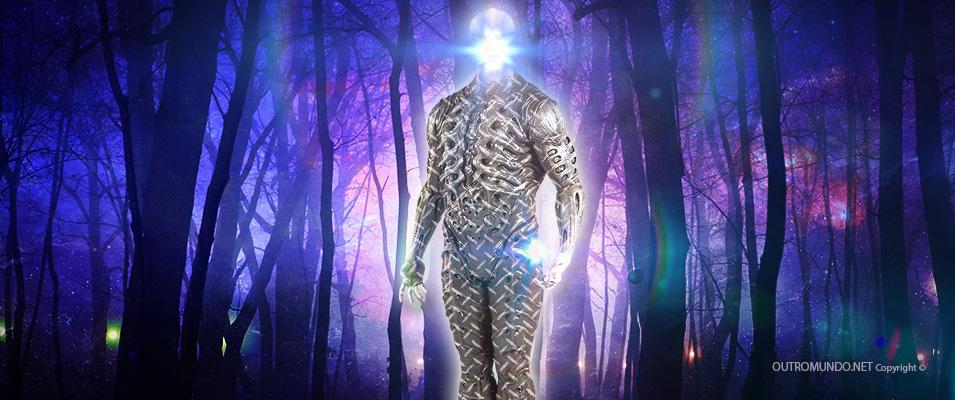 Os alienígenas gigantes de Voronezh