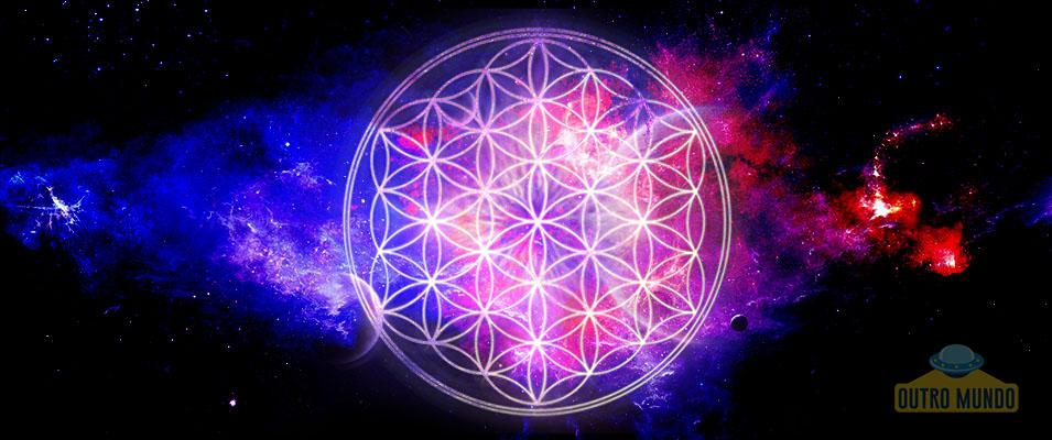 Os Segredos Da Geometria Sagrada; Introdução E A Flor Da