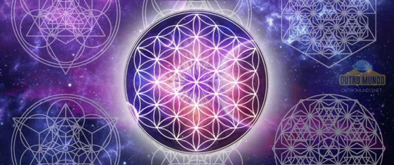 Os segredos da geometria sagrada; Introdução e a Flor da Vida