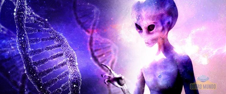 Descobridor do DNA diz que nossos  genes foram trazidos por extraterrestres