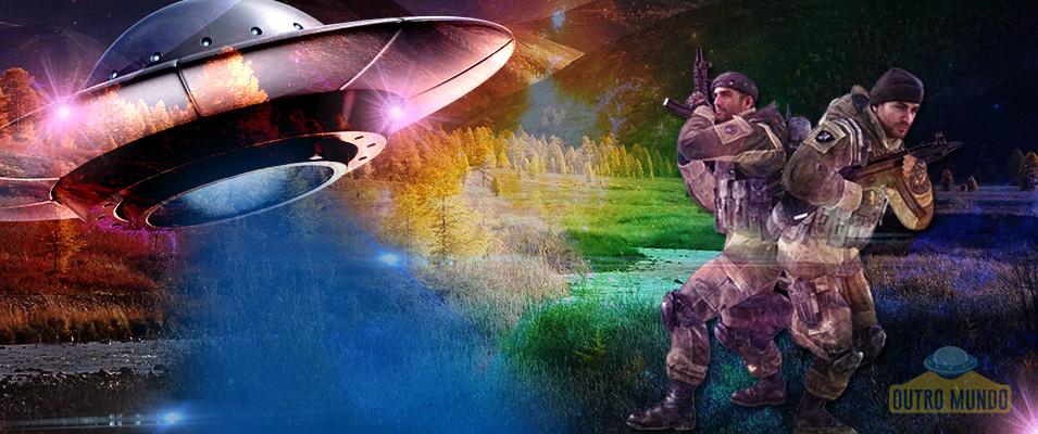 Soldados foram petrificados por aliens após abaterem um UFO; Diz relatório Da CIA