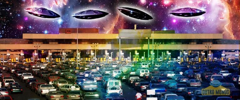 Múltiplos OVNIs filmados na fronteira dos EUA com o México