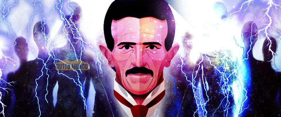Nikola Tesla e os extraterrestres; Seria ele um contatado?