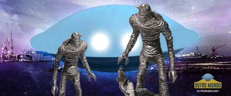 Charlie Hickson, Um raro relato de abdução por seres não humanoides em Pascagoula – EUA