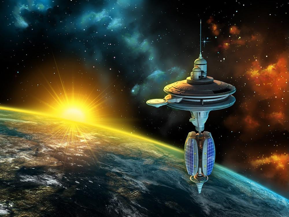 Asgardia - Primeira nação espacial