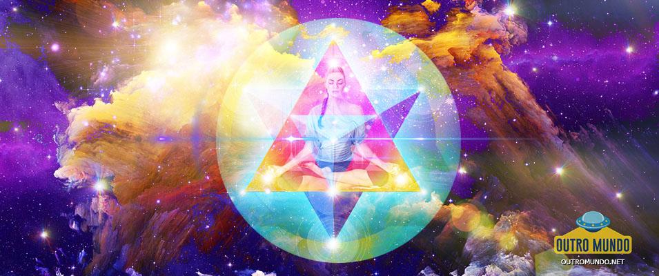 Merkabah; Transporte do espírito, corpo físico e objetos através da Geometria Sagrada