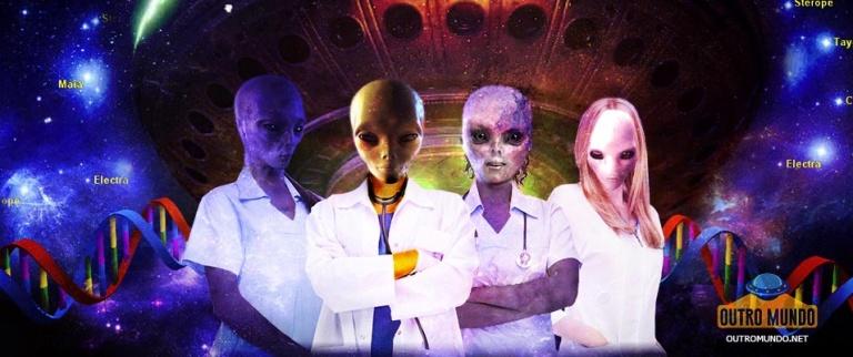Medicina extraterrestre; A cura que vem de outro planeta
